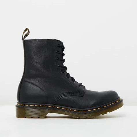 1460 PASCAL 8EYE BOOT BLK