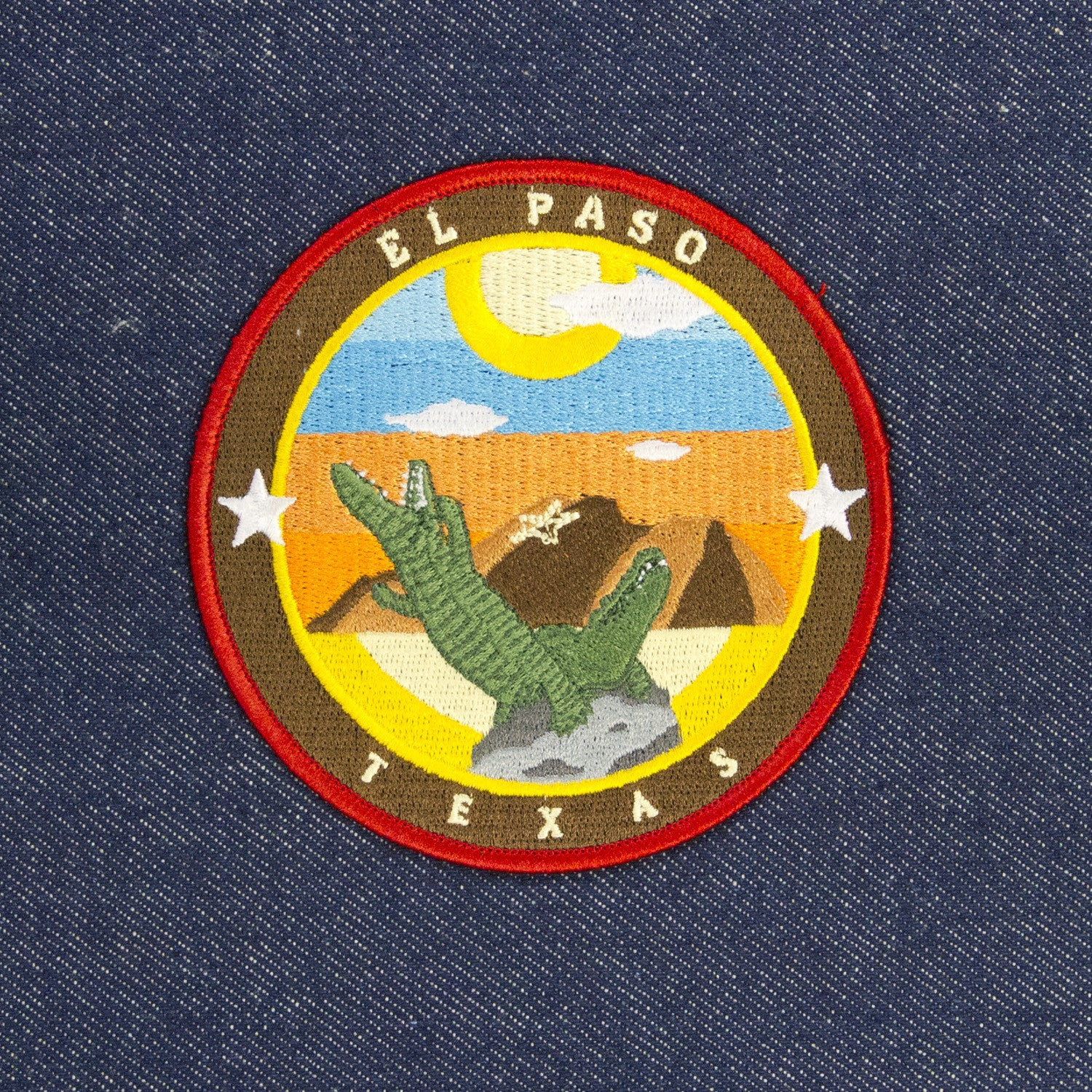Patch- Lagartos
