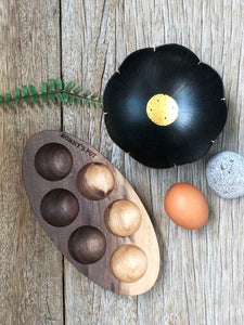 Egg Tray (Walnut)