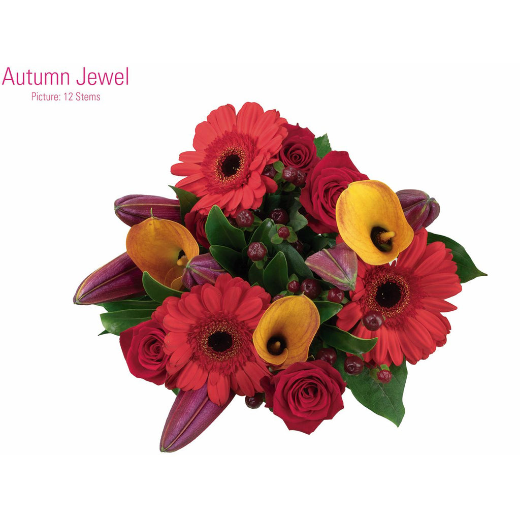 AUTUMN JEWEL - Ambience Flowers