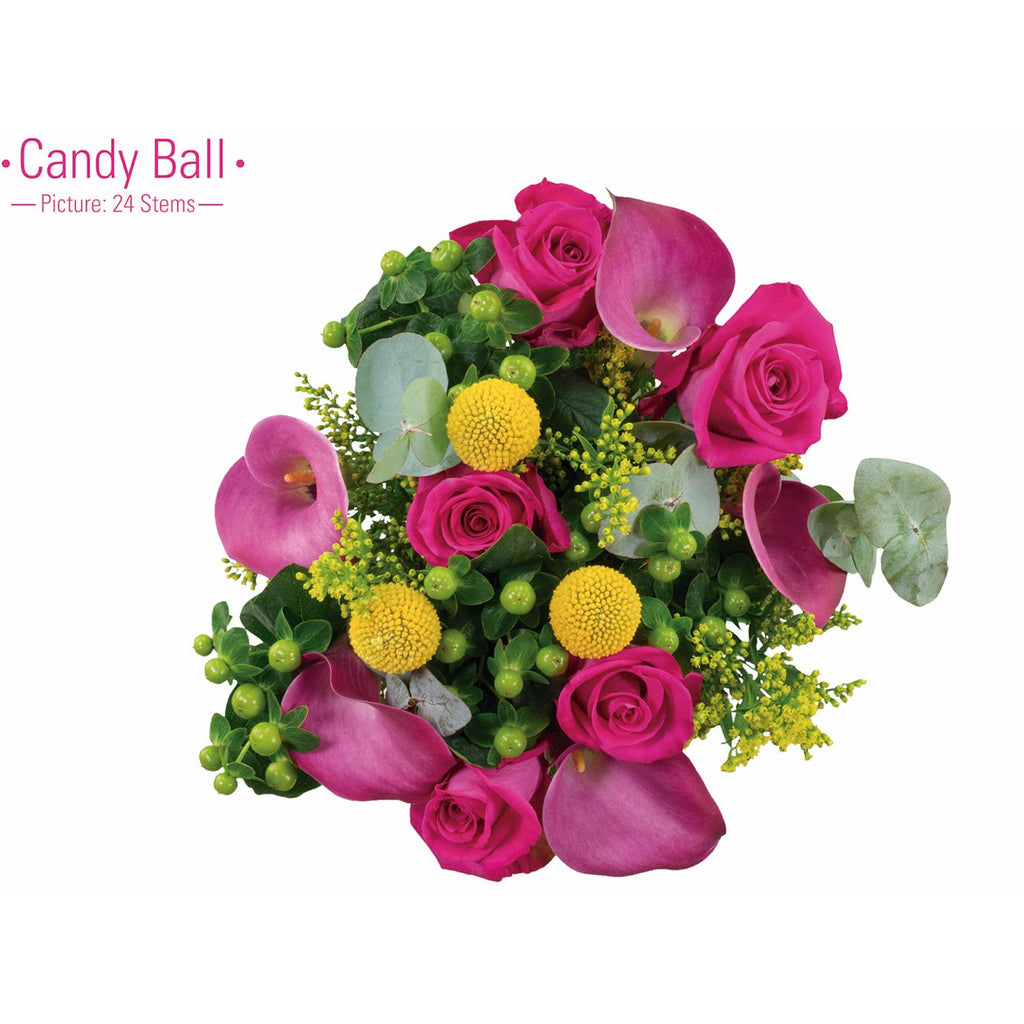 CANDY BALL - Ambience Flowers