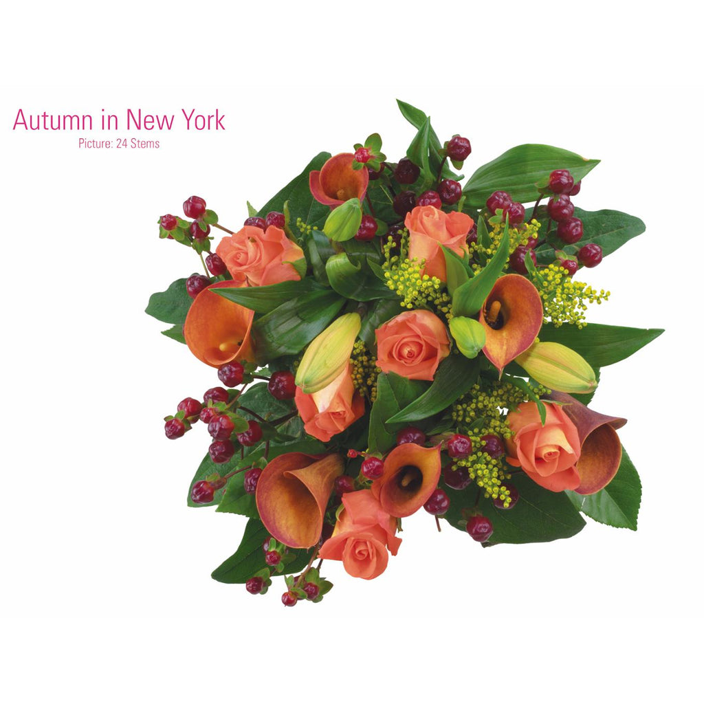 AUTUMN IN NEW YORK - Ambience Flowers