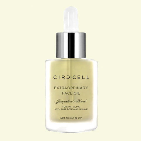 Circ Cell Extraordinary Face Oil for Anti-Aging Jacqueline's Blend