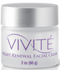 VIVITÉ® Night Renewal Facial Cream 2oz