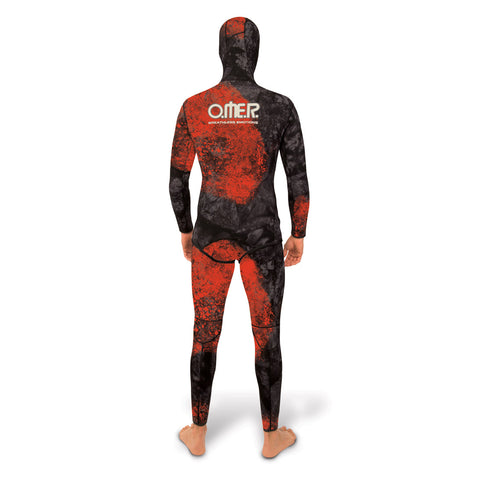 Omer Red Stone 7mm | Diving Sports Canada