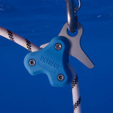 Octopus Freedivig pulling system Blue | Diving Sports Canada