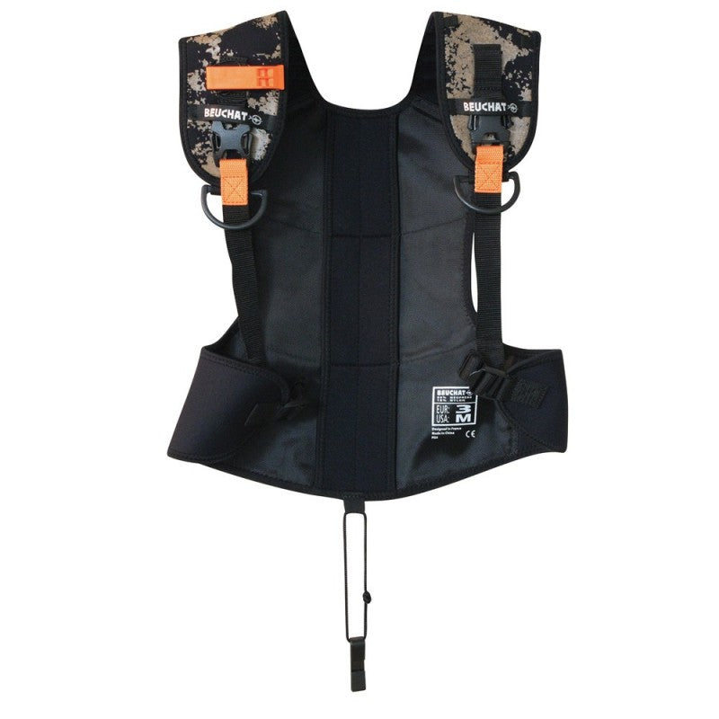 Beuchat HARNESS X-Ray Camo | Diving Sports Canada
