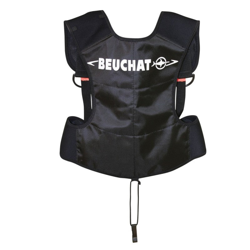 Beuchat HARNESS Black | Diving Sports Canada