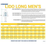 Cressi Lido Long Man 2mm | Diving Sports Canada
