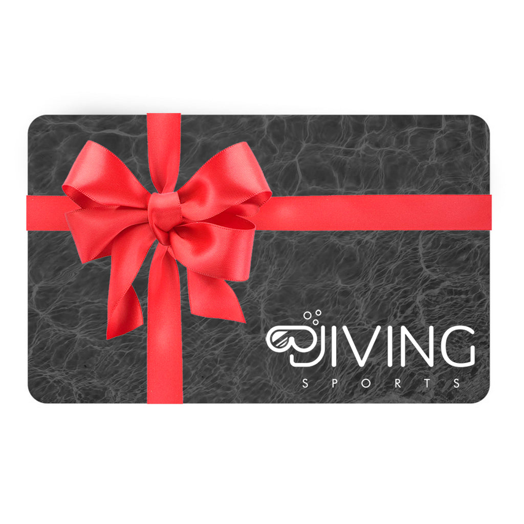 Diving Sports GIFT CARDS | Diving Sports Canada