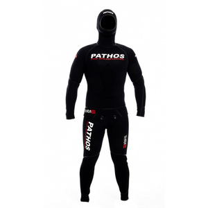 Pathos Thira Black 7mm | Diving Sports Canada