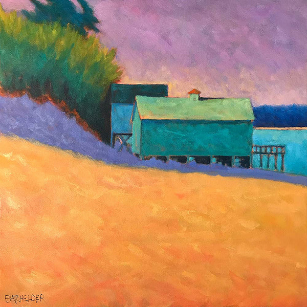 Peter Batchelder at Left Bank Gallery – summer 2020