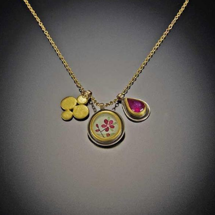 Blossom Charm Necklace