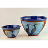 Heron Bowls - small and medium, by Jennifer Stas