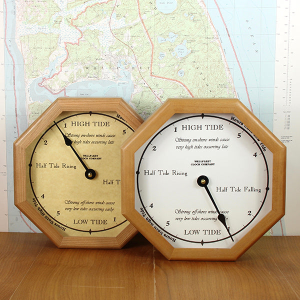 Octagon Tide Clock