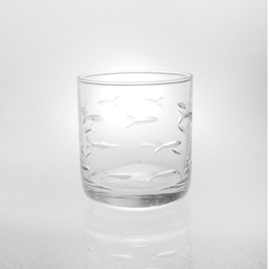 School of Fish Room Tumbler