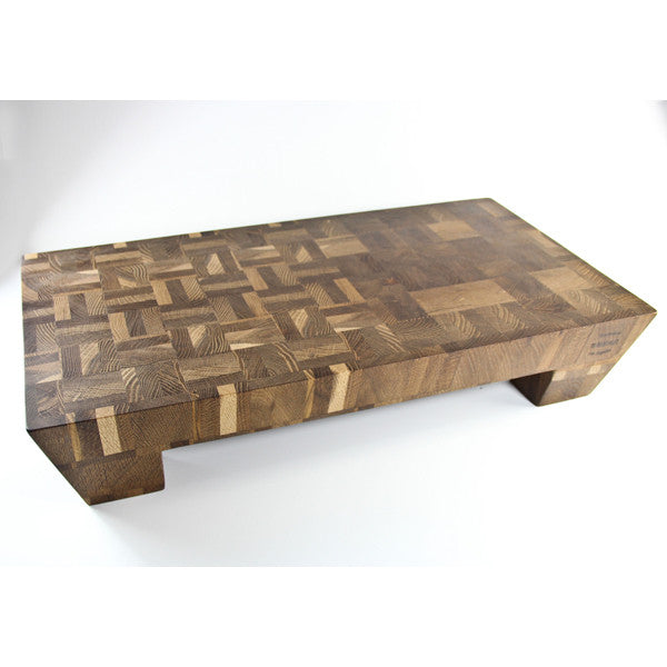 Fumed Oak Cutting Board-Eileen