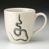 Mug with Texas rattlesnake