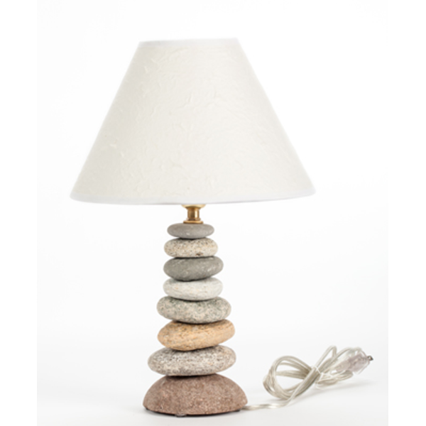 Mini Coastal Lamp