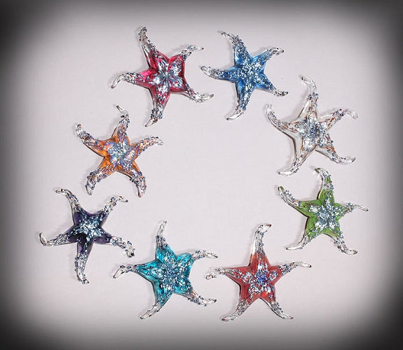 Glass Starfish