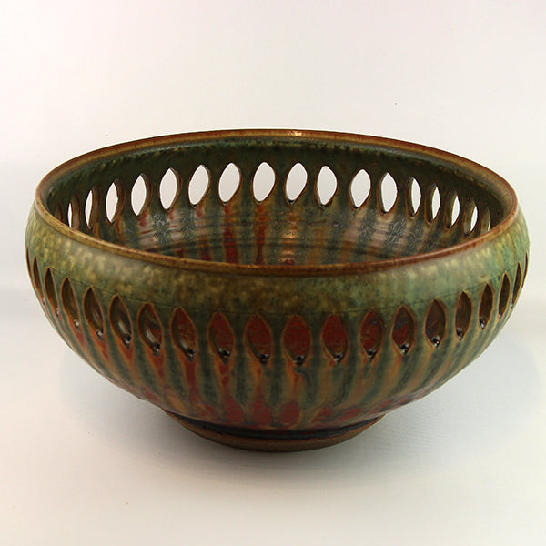 Open Cut Bowl