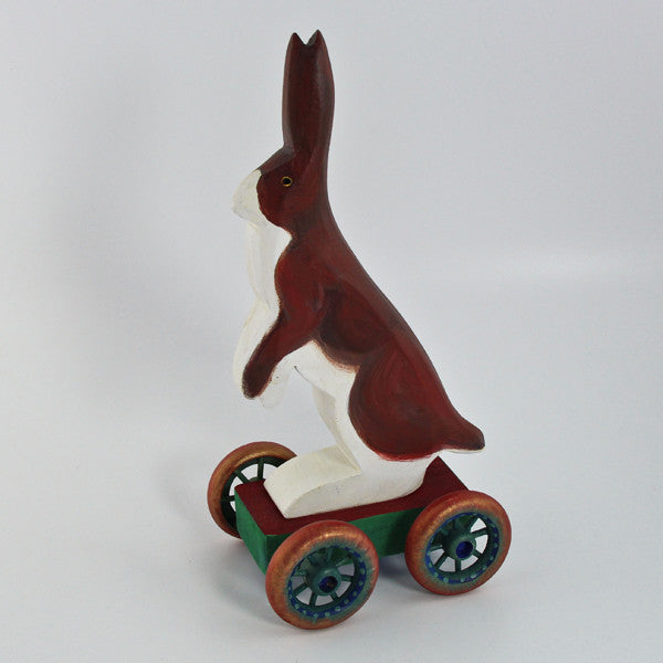 Fancy Wheel Rabbit