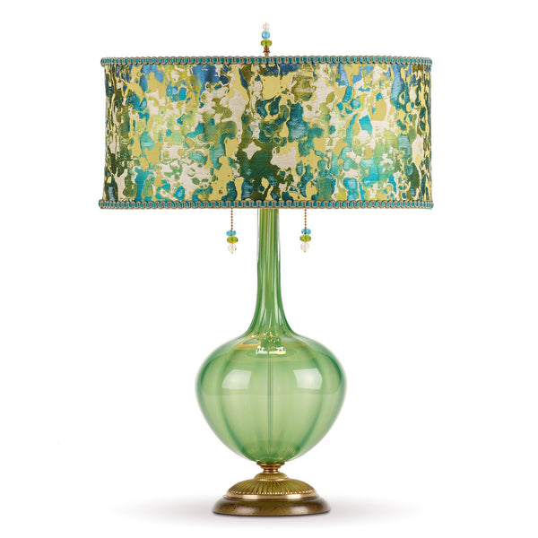 Ariel mid-century modern table lamp