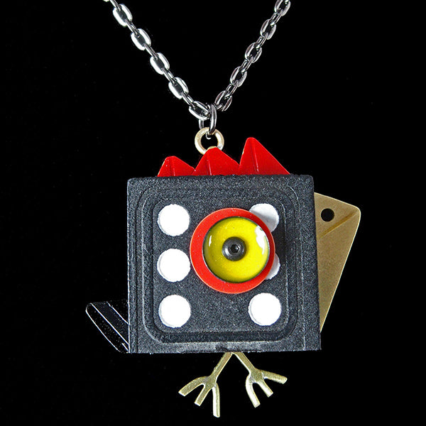 Chicken Little necklace