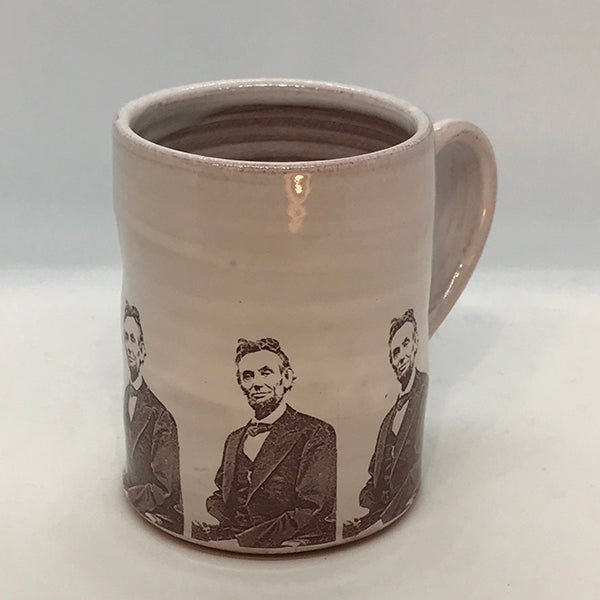 Face Mug - Abraham Lincoln