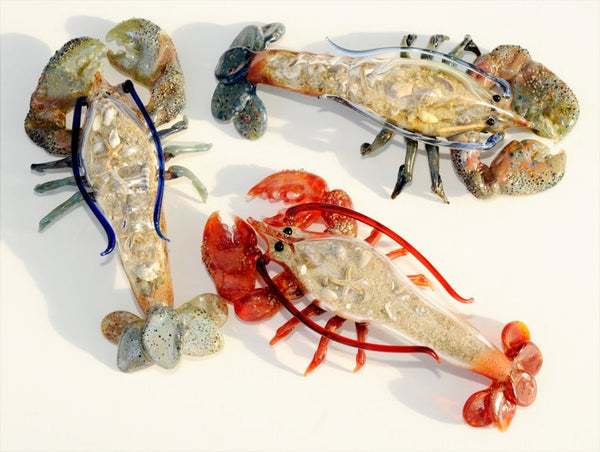 Blown Glass Lobster