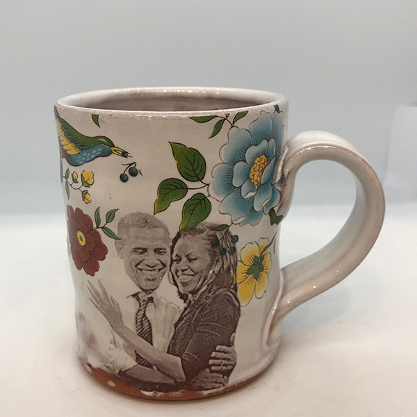 Icon Mug - Barack & Michelle