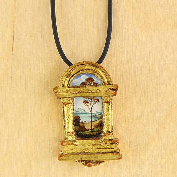 Tabernacle Pin/Pendant