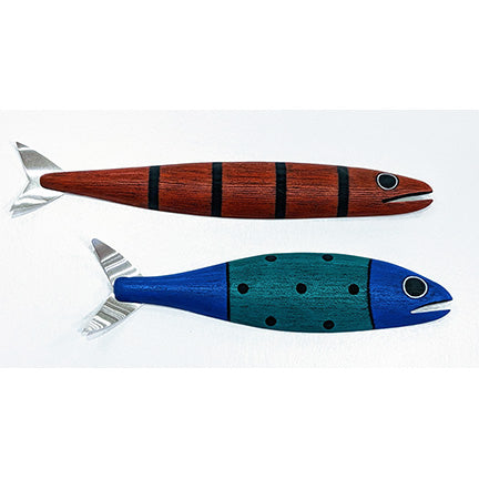 Mini Fish - assorted colors