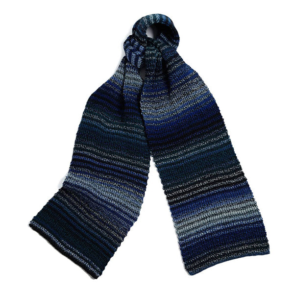 Waves Transition Scarf
