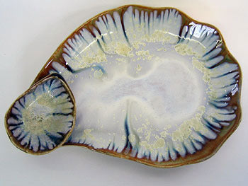 Abalone & Tortoise Oyster Plates