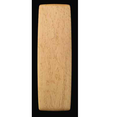 bird's-eye maple cutting board