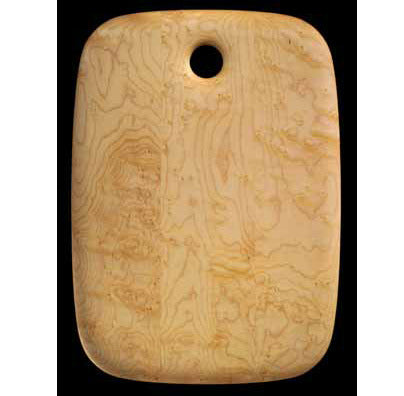 Bird's-Eye Maple Cutting Board #4
