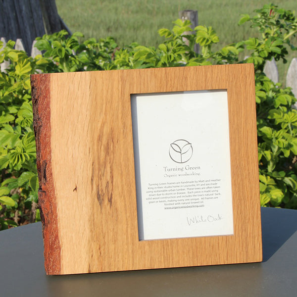 White Oak Frame