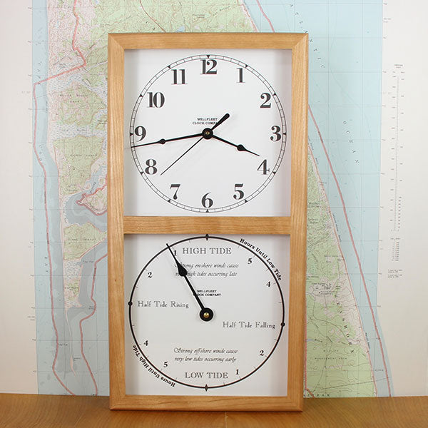 Great Island Time & Tide Clock