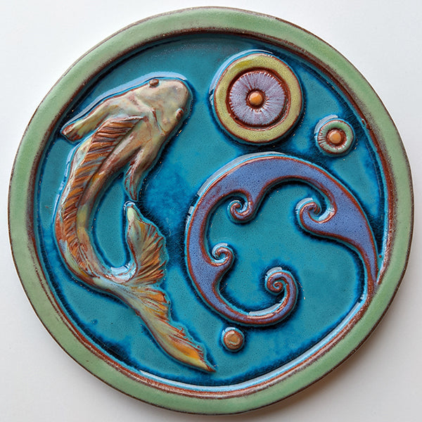 Encounter Balance Circle - Koi