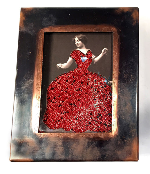 Red Dress Reveal Box