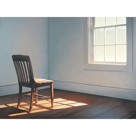 Light on a Chair - lithograph