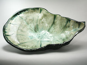 Mint & Charcoal Coffee Table Bowl