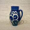 "Blue Pitcher ""9"