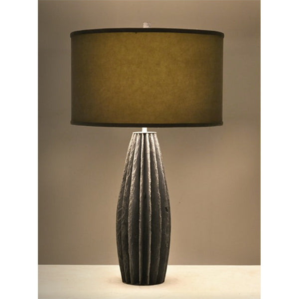 Cactoid Table Lamp - slate