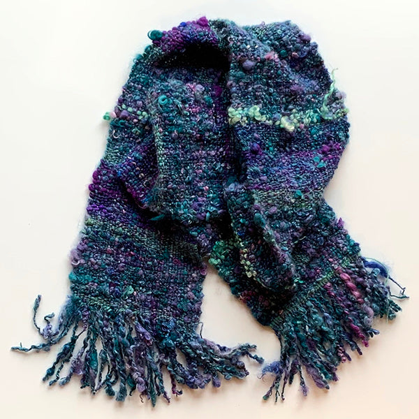 Handwoven Scarf/Wall Hanging #5
