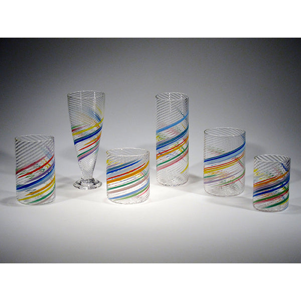 Multi-color Drinking glasses