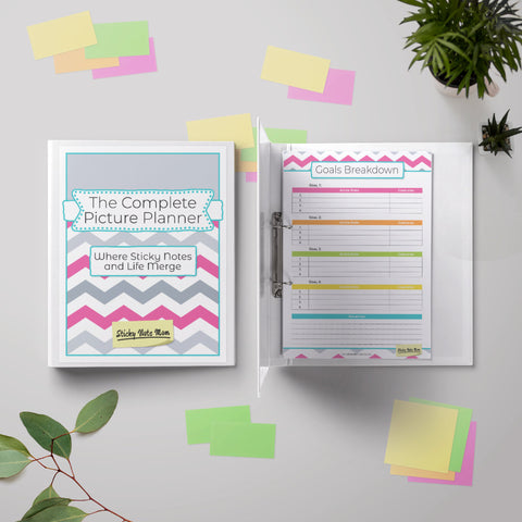 The Complete Picture Planner