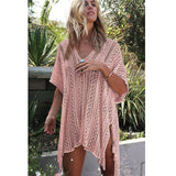 """Tassel Me"" Bikini Cover-Up"