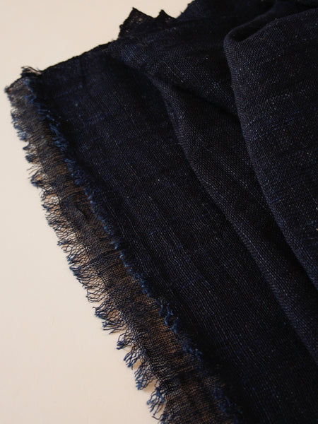 Indigo Hemp Noren Curtain